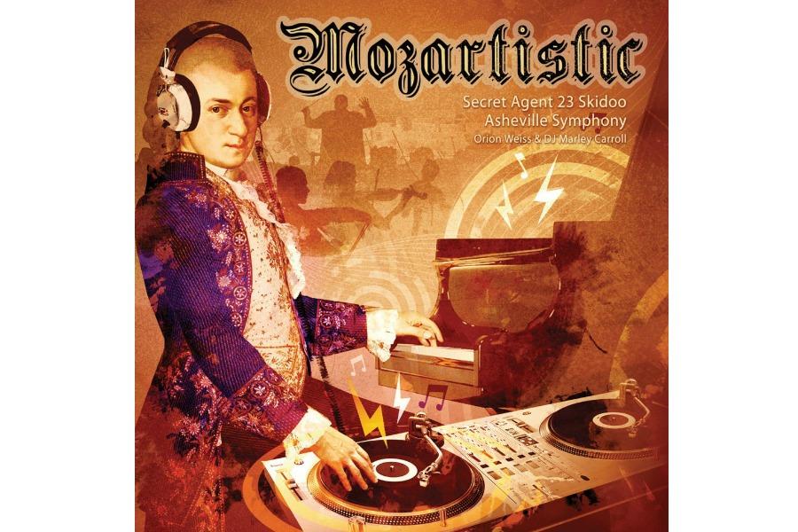 Come on, rap me Amadeus: Mozart meets hiphop for kids!
