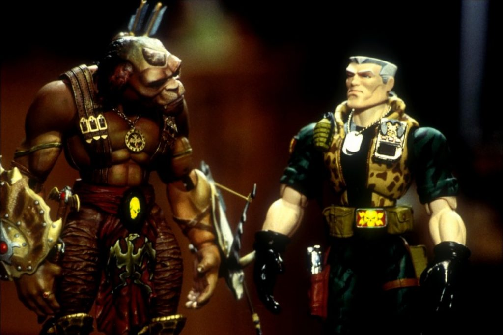 Small Soldiers: Retro-fun family movie for summer watching on Netflix