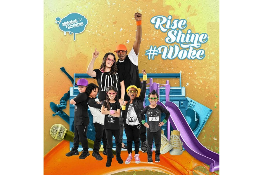 Rise Shine #Woke: How this hip hop album will get kids kids moving. And thinking.