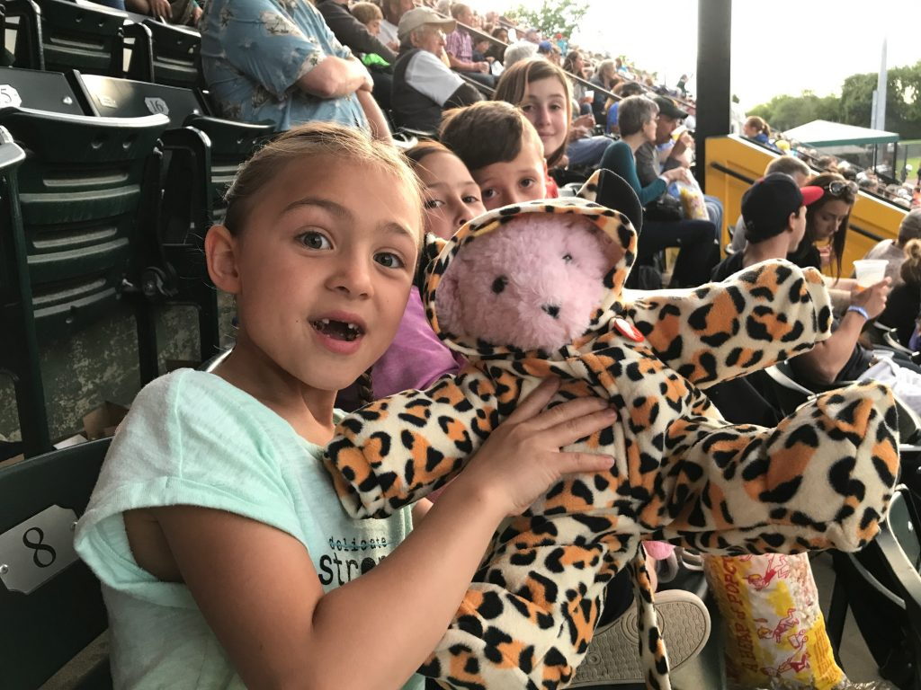 Why you need to take a solo road trip with your kids | Fun at the Vermont Monsters game