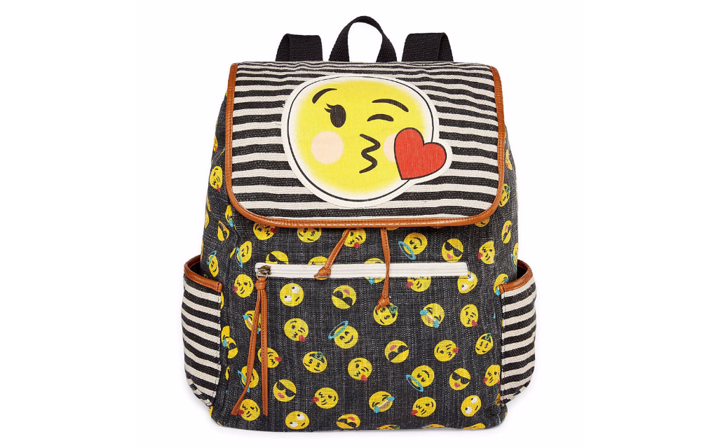 Arizona emoji backpack: Perfect size for preschoolers and young kids | coolmompicks.com