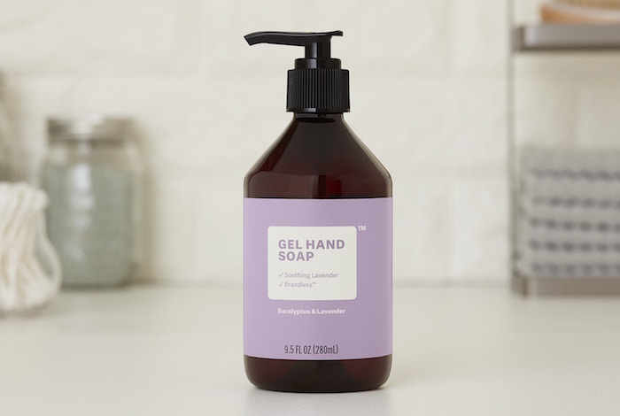 Brandless beauty products: Gel Hand Soap