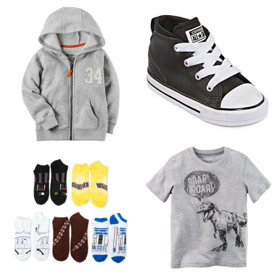 Cool back to school clothes for preschool at JCPenney | coolmompicks.com