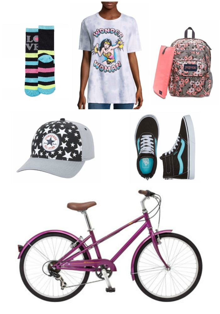 Cool back to school gear and clothes for tween and teen girls | cool mom pIcks