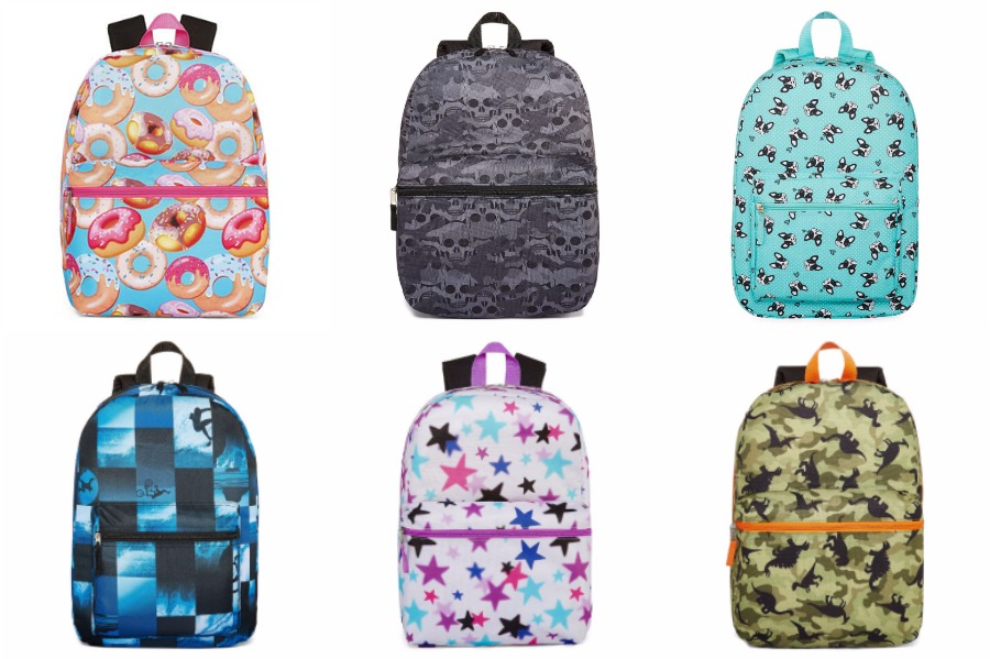 The coolest affordable back-to-school gear for preschool. (Like, crazy affordable!)