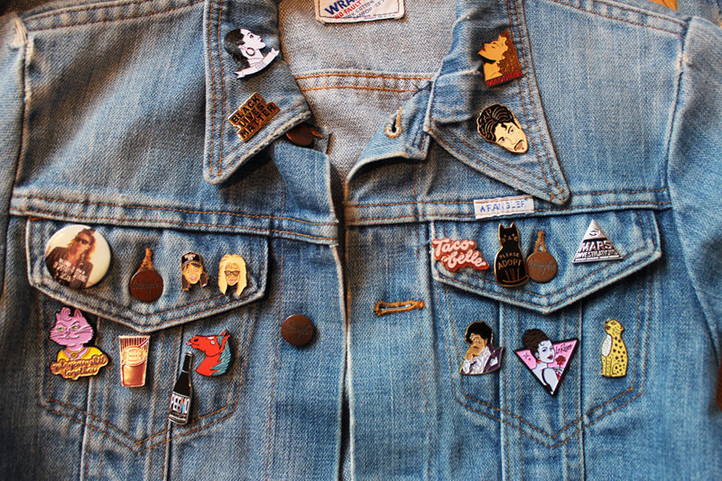 8 incredibly cool ideas for DIY customized denim jackets ...
