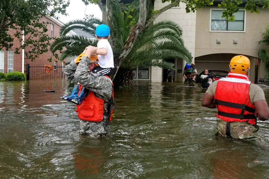 How to help the Houston flood victims: 20+ orgs that need you now