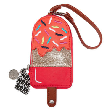 Lily Bloom mini popsicle coin purse   cool mom picks