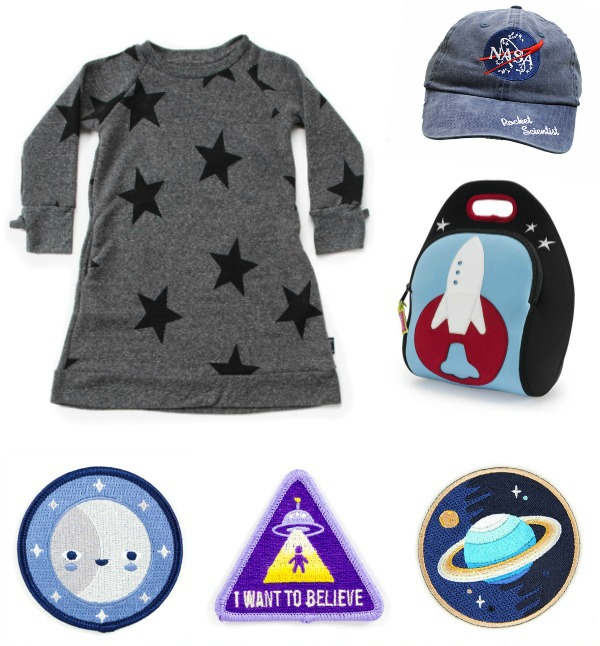 Cool back to school gear for space and astronaut fans | coolmompicks.com