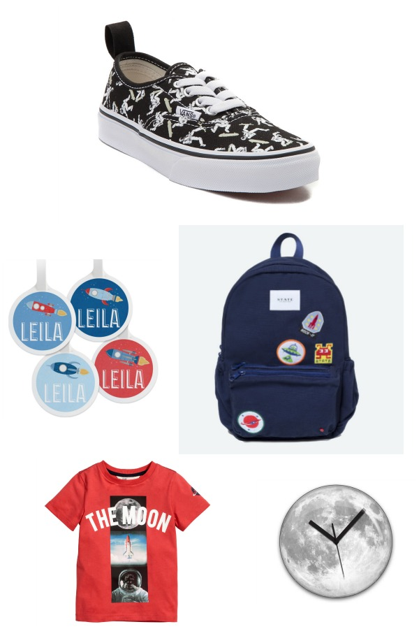 Cool space gear for back to school | back to school shopping 2017 | coolmompicks.com