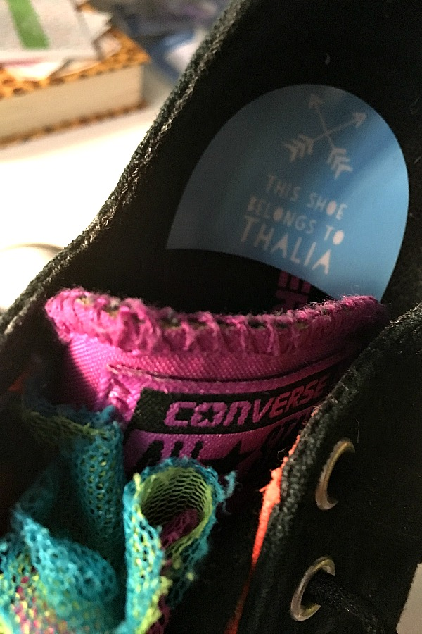 Label tips to keep you sane: Use shoe labels if you want your kids' shoes to come home!   coolmompicks.com