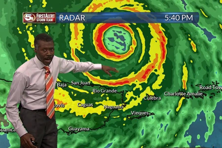 Alabama meteorologist Alan Sealls