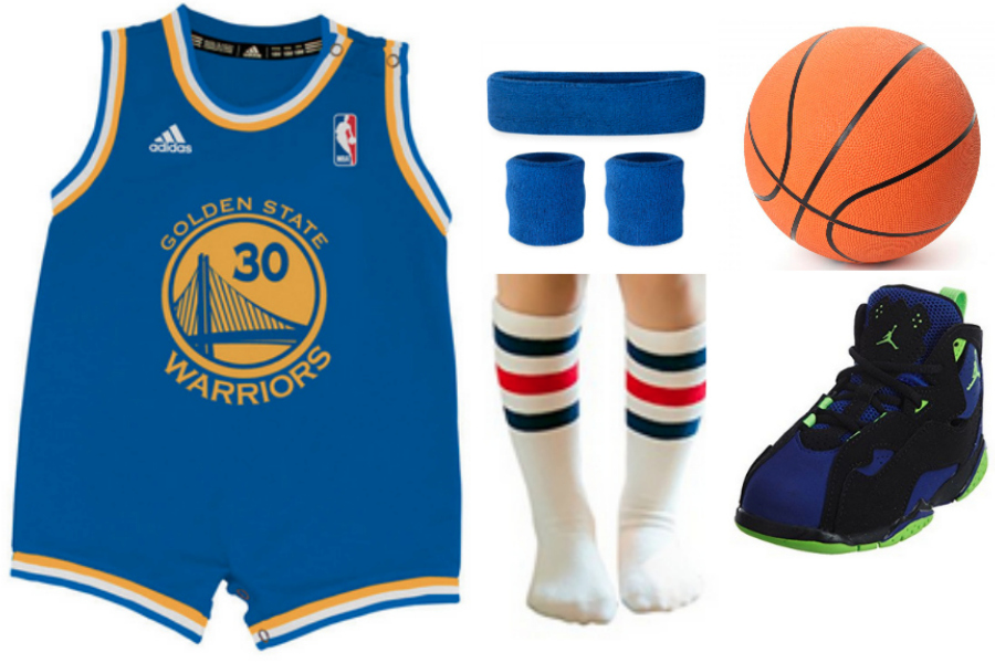 Hottest pop culture baby Halloween costumes: Stephen Curry