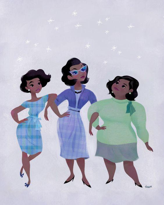 #DrawingWhileBlack: Black Children's book illustrator and animator Tara Nicole Whitaker