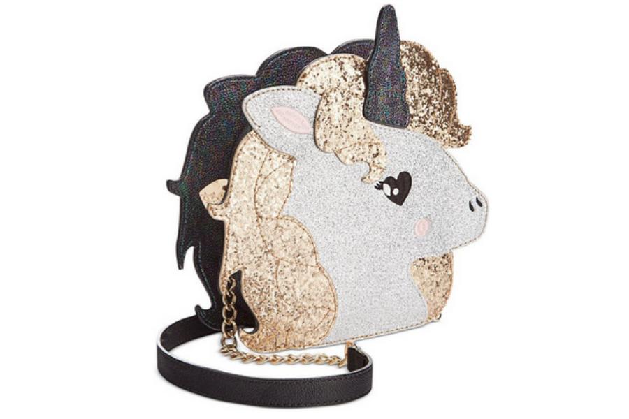 Magical unicorn purse by Betsey Johnson