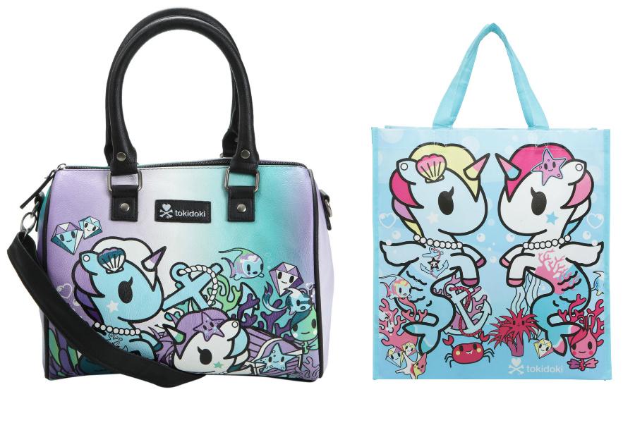 Tokidoki Unicorno purses and totes at nice prices