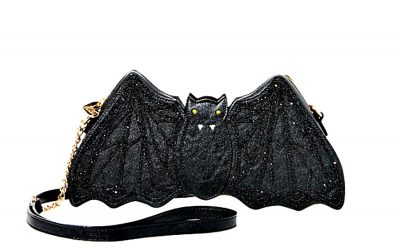 When you want your handbag to be your Halloween costume