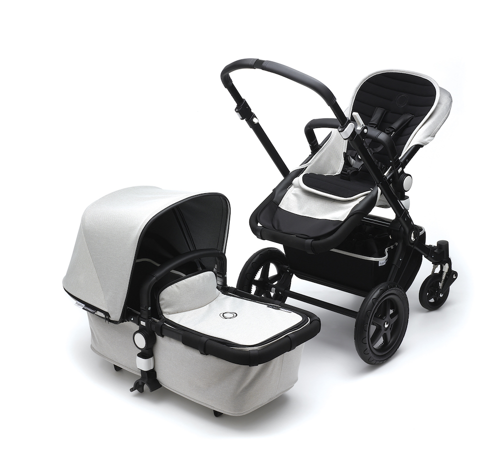 Coolest new strollers for parents: The vegan, atelier limited-edition stroller from Bugaboo