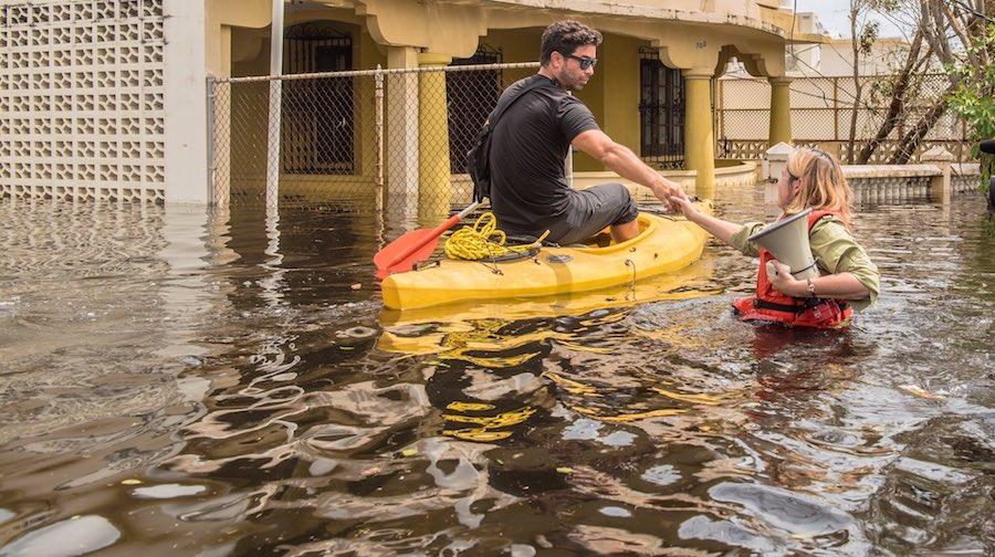 Carmen Cruz, San Juan Mayor saving lives | how you can help: coolmompicks.com