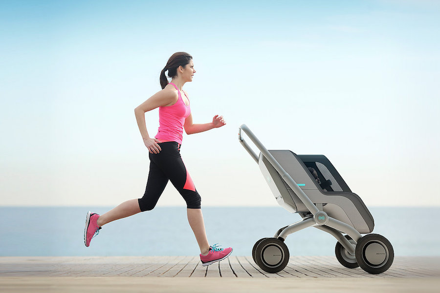You won't believe the features built into these 3 new jaw-dropping luxury strollers.