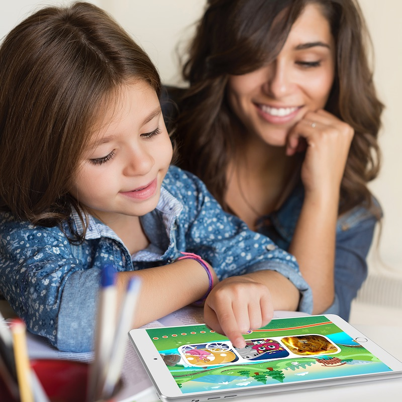Homer: A proven reading app that helps boost reading scores and help kids to love learning