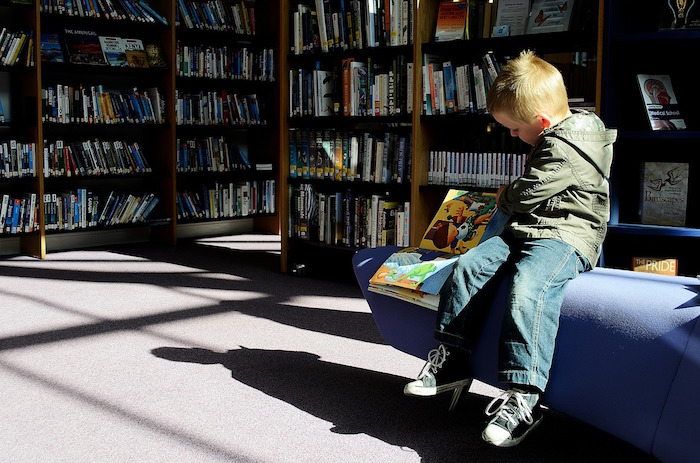 Surround kids with books: One of 8 research-backed ways to get kids excited about reading
