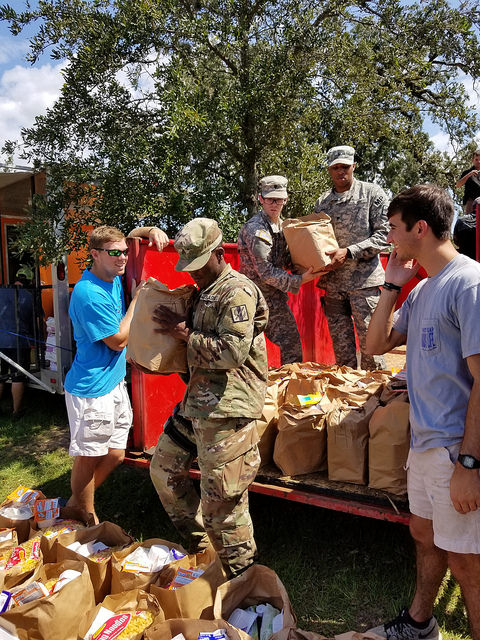 How to help victims of Hurricane Irma: Food donations