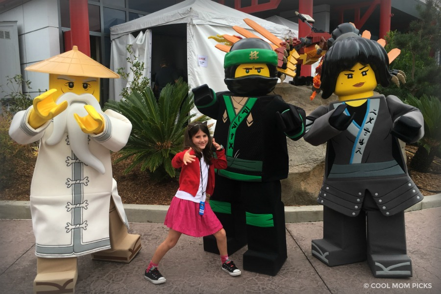 7 reasons girls should see the new LEGO NINJAGO movie | Thinking : Parent