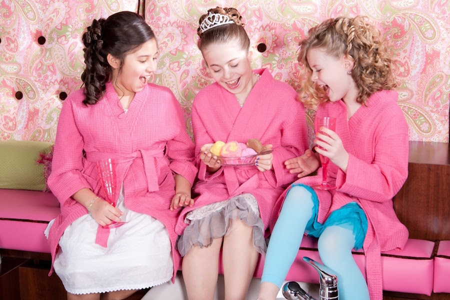6 outrageous birthday party ideas for kids, when money is no object