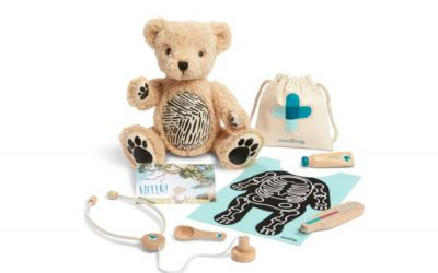 The first AR teddy bear blends high-tech with old-fashioned creative play | Sponsored Message