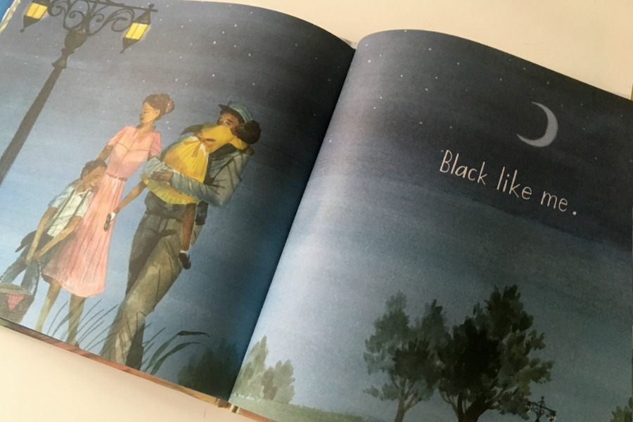 That is My Dream: Langston Hughes' 1926 Dream Variations brought to life in a gorgeous picture book for children | cool mom picks