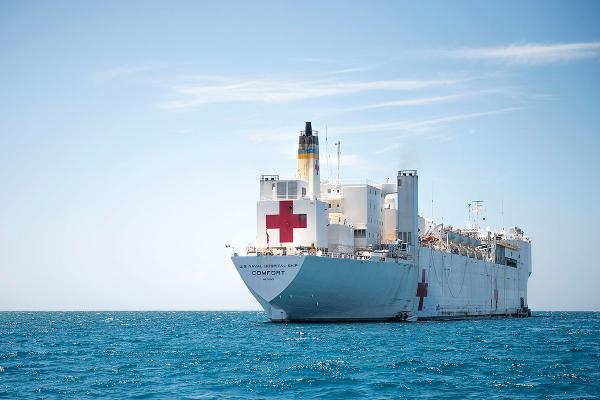 the USN Comfort is headed to Puerto Rico | here are other ways you can help at coolmompicks.com