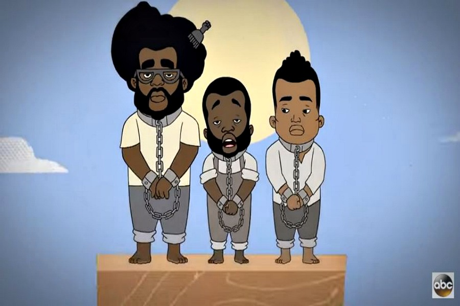 The Roots create a Schoolhouse Rock-ish video about slavery. Here's why every parent should watch.   Thinking Parent