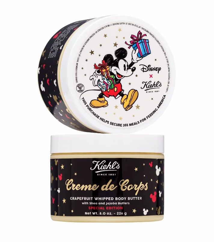Disney x Kiehl's charity collection: Creme de Corps