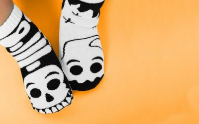 The Halloween socks your kids will beg to wear all year.