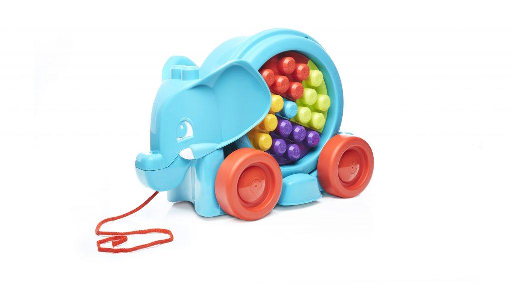 The new Elephant Parade building toy from Mega Bloks   sponsor
