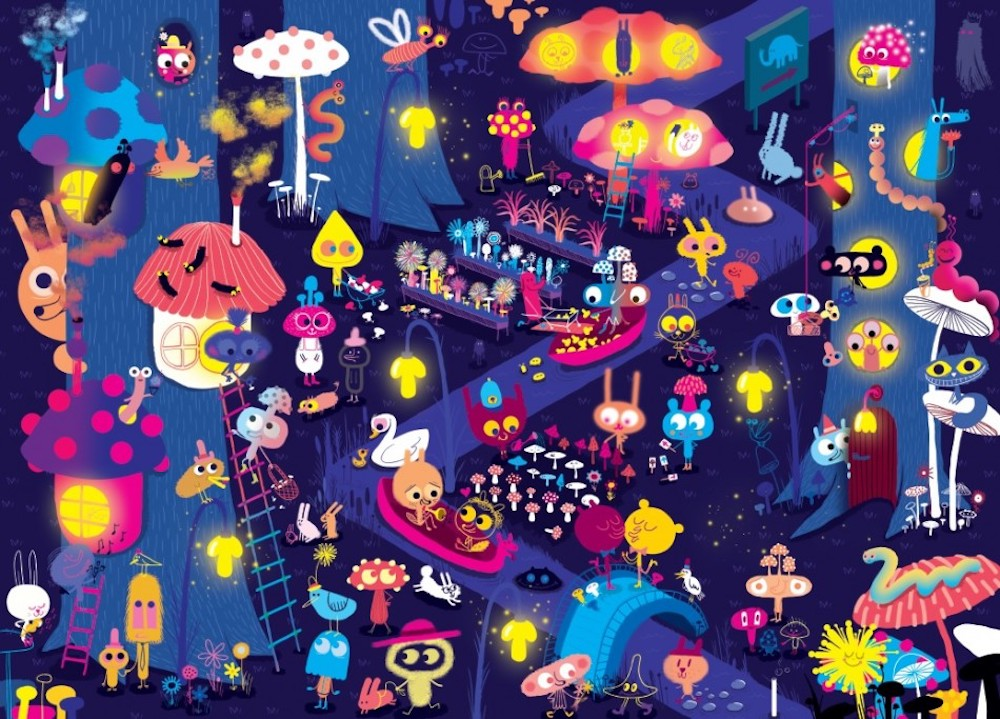 Gorgeous look-and-find books for kids: Find Me by Anders Arhoj