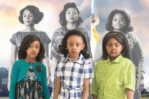 Empowering girl Halloween costumes based on real life heroes: The Hidden Figures women of STEM