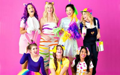 From Lisa Frank to Mother of Dragons: 13 cool, easy last-minute Halloween costumes for moms