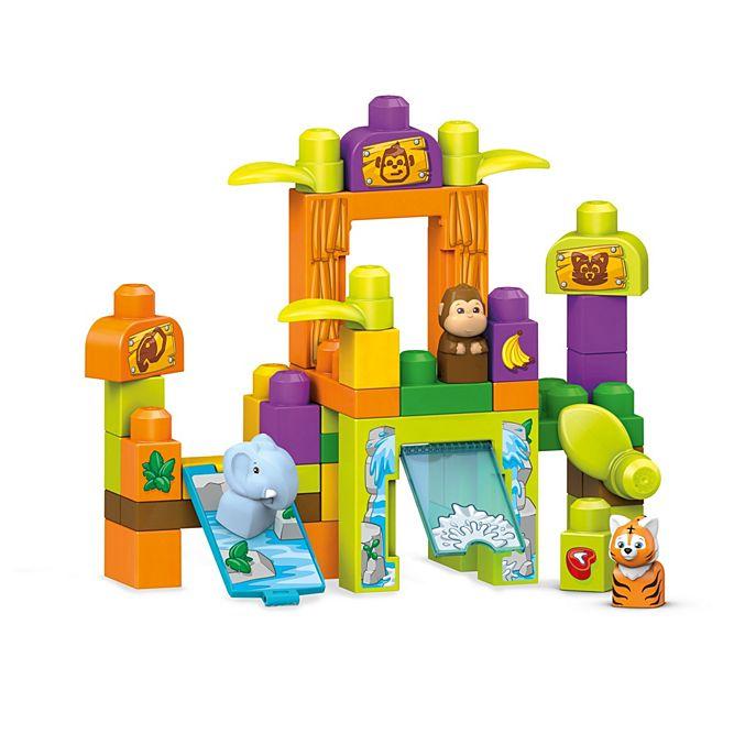 Mega Bloks safari friends building toy   sponsor