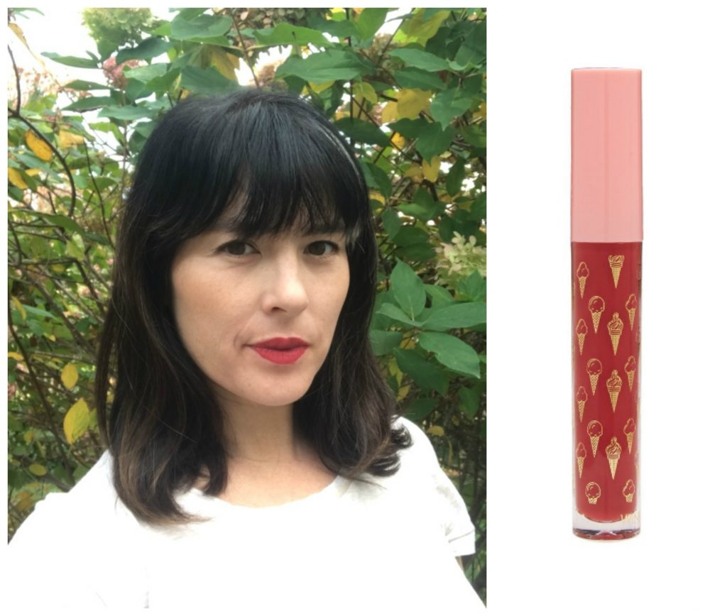 Fall lip trends: Casual red | sponsor Winky Lux