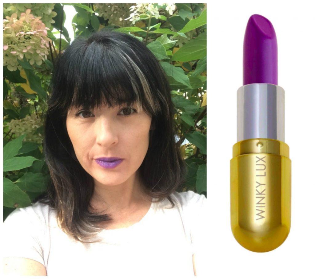 Fall lip trends: 80s colors | sponsor Winky Lux