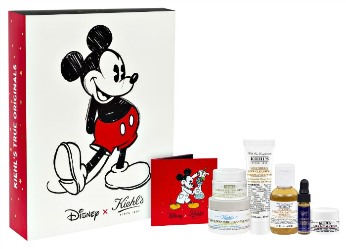 Coolest Advent Calendars | Disney x Kiehl's True Originals Advent Calendar