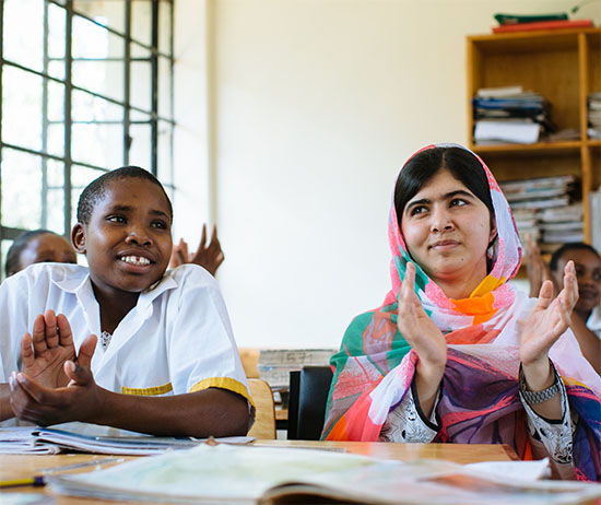 Cool feminist gifts: Make a tribute donation in her name to the Malala Fund
