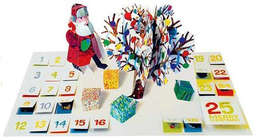 Coolest Advent calendars: Eric Carle calendar