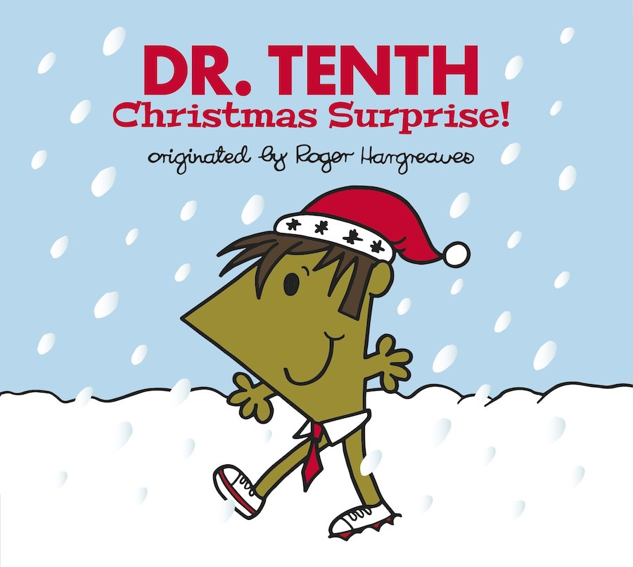Best Christmas books for kids 2017: Dr. Tenth Christmas Surprise! by Roger Hargreaves
