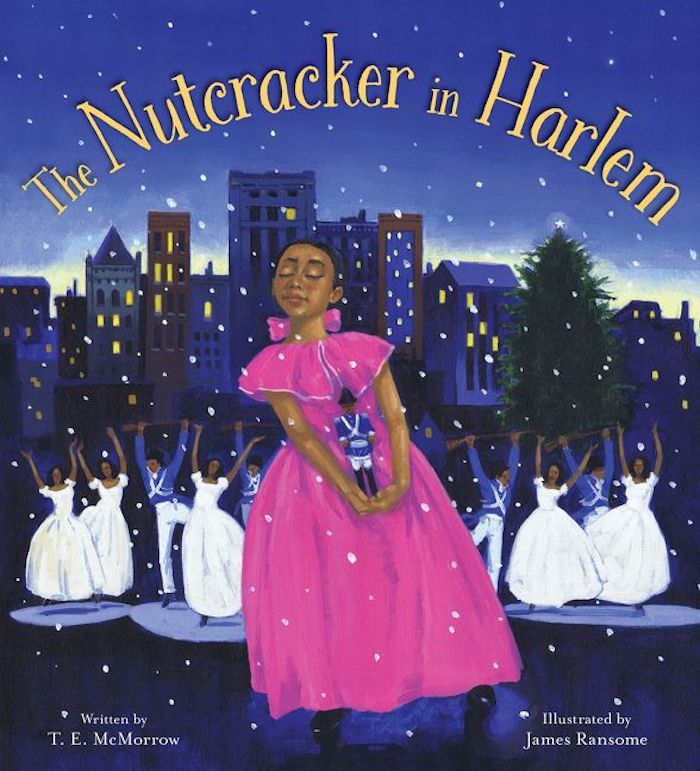 Best holiday books for kids 2017: The Nutcracker in Harlem by T. E. McMorrow and James Ransome
