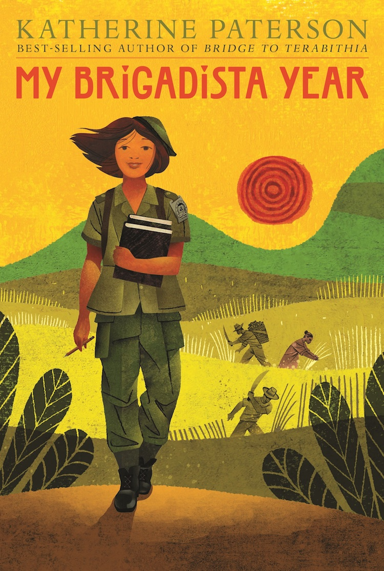 Great middle-grade novels: My Brigadista Year by Katherine Paterson