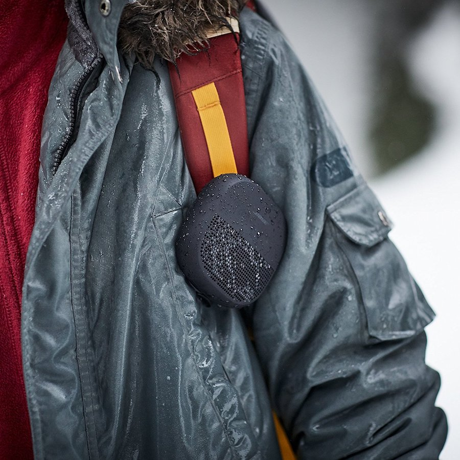 Coolest Men's Gifts: Bose Waterproof Mini Speaker | 2017 Holiday Gift Guide