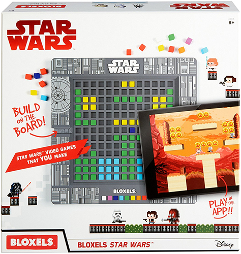 Bloxels build-your-own Star Wars video game | The coolest gifts of the year for tweens